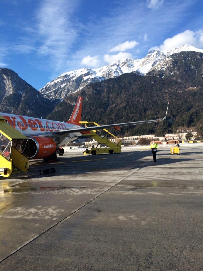quaint Innsbruck Airport