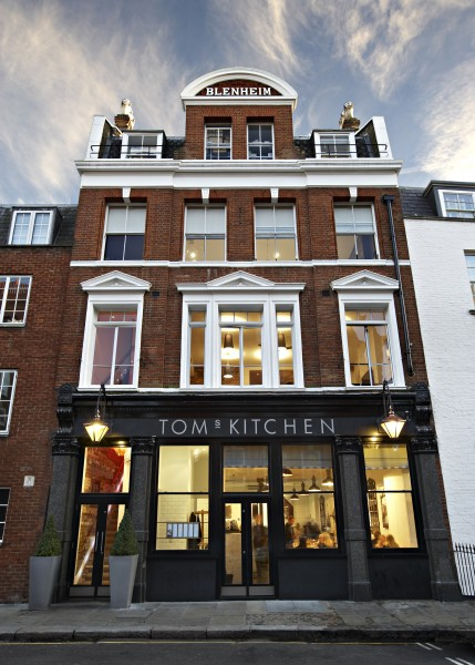 Tom's Kitchen Chelsea (Photo: Courtesy of Tom's Kitchen)